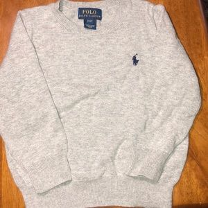 Toddler Ralph Lauren Sweater